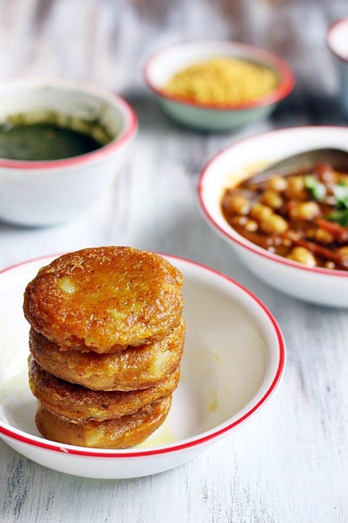 aloo tikki chole recipe c