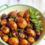 Chettinad potato roast recipe | Potato roast with chettinad masala