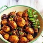 chettinad potato roast recipec