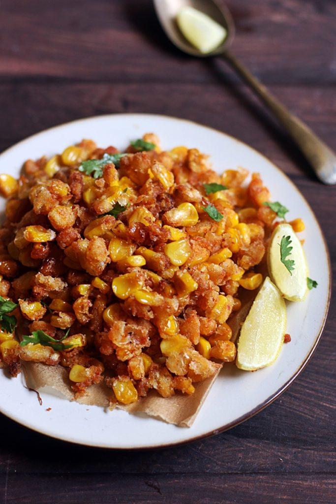 crispy corn recipe b