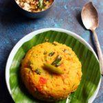 Khara bhath recipe | Mtr khara bhath recipe | Masala rava bhath recipe