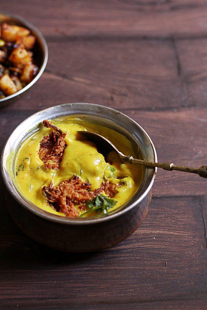Punjabi kadhi recipe with pakoras how to make punjabi kadhi pakora punjabi kadhi pakora recipe c forumfinder Images
