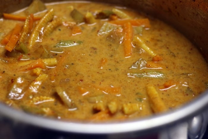 thai red curry step 6