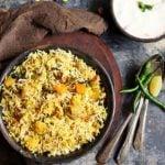 veg biryani recipe, how to make veg biryani