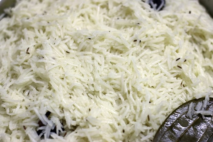 veg dum biryani recipe step 6