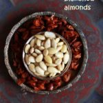 How to blanch almonds easily | Homemade blanched almonds