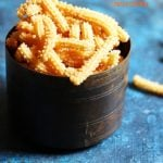Butter murukku recipe, how to prepare easy butter murukku recipe