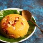Rava kesari bath recipe | Karnataka style kesari bath recipe