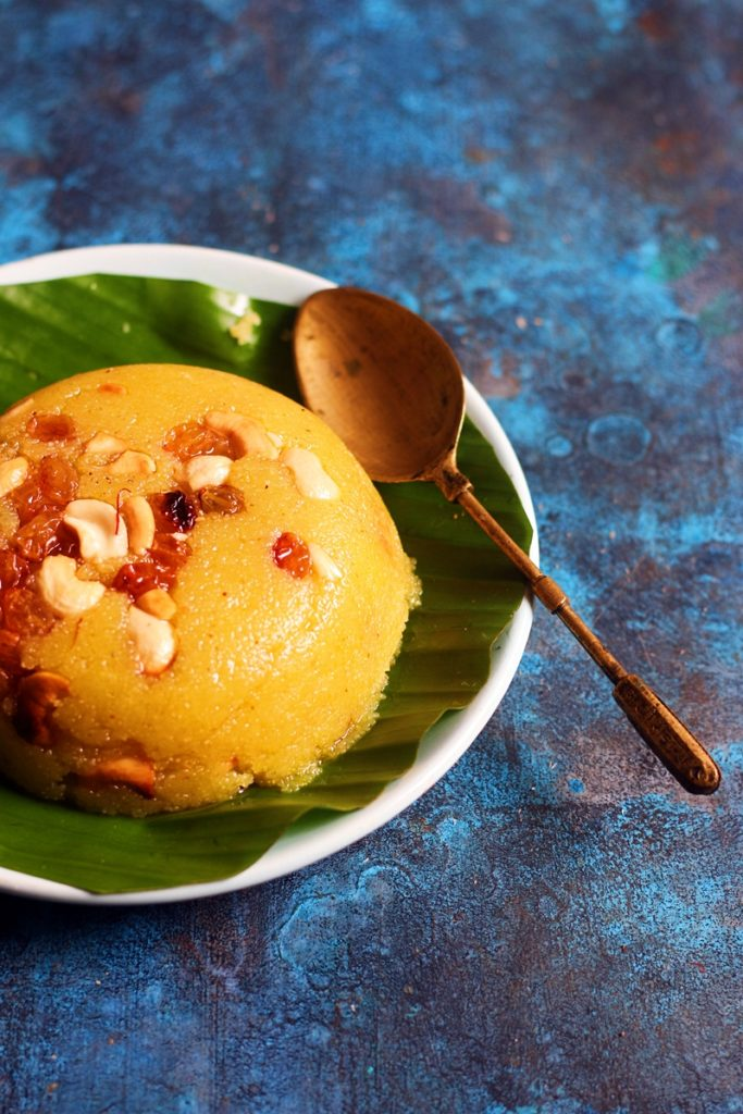 kesari bath recipe b
