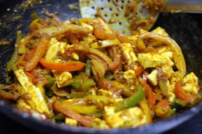 paneer wraps recipe step 5