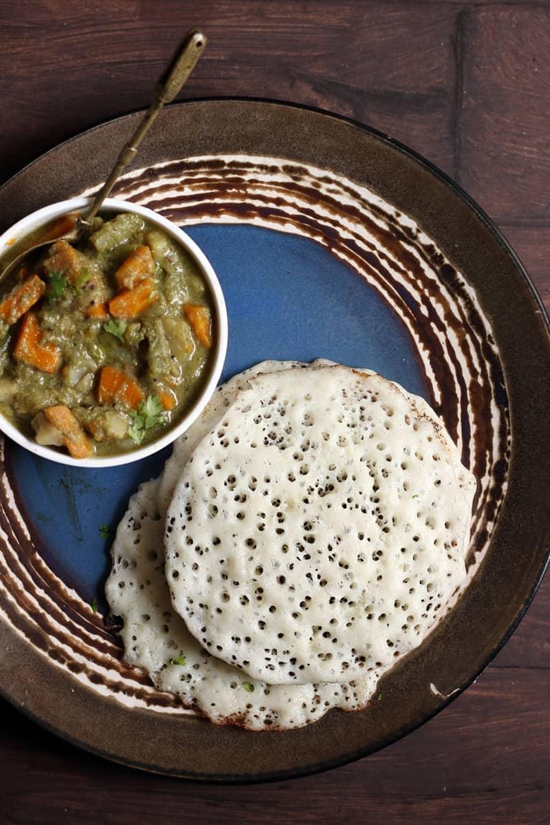 set dosa recipe, Indian breakfast recipes
