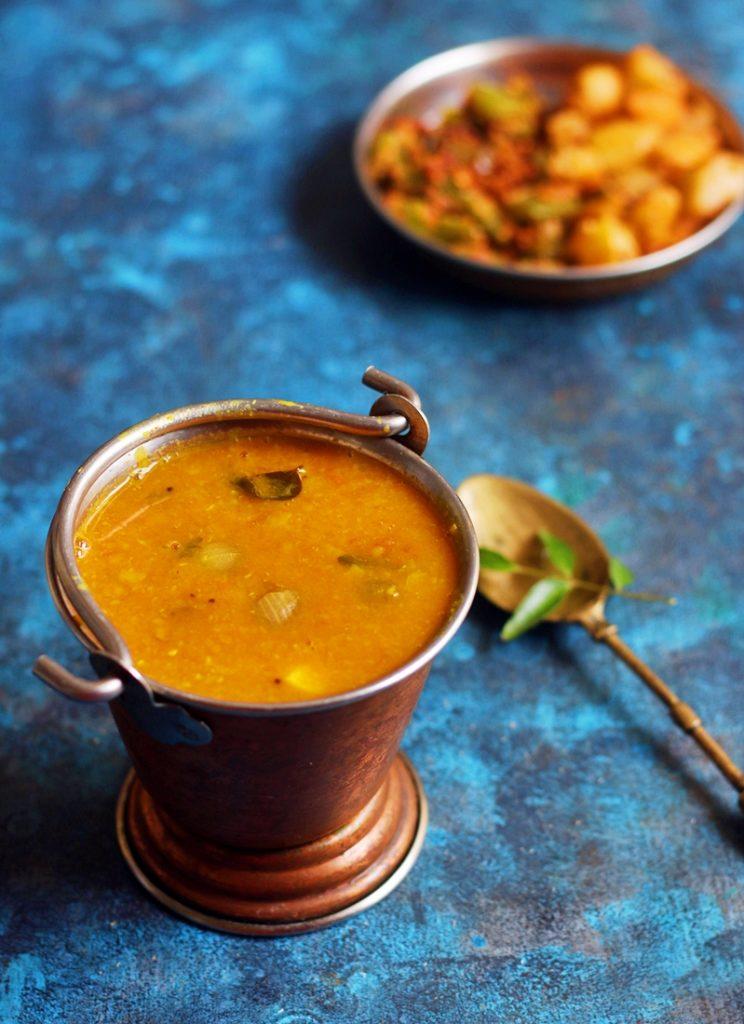 tomato sambar recipe b