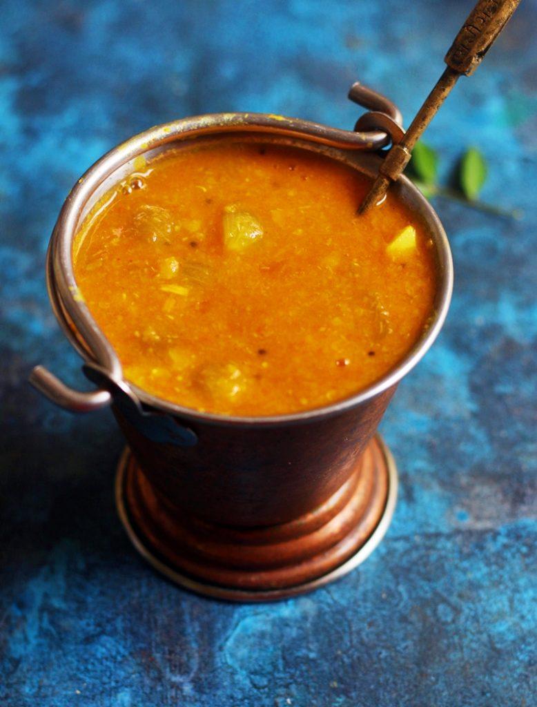 tomato sambar recipe c