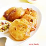 Apple Jalebi Recipe | How To Make apple jalebi