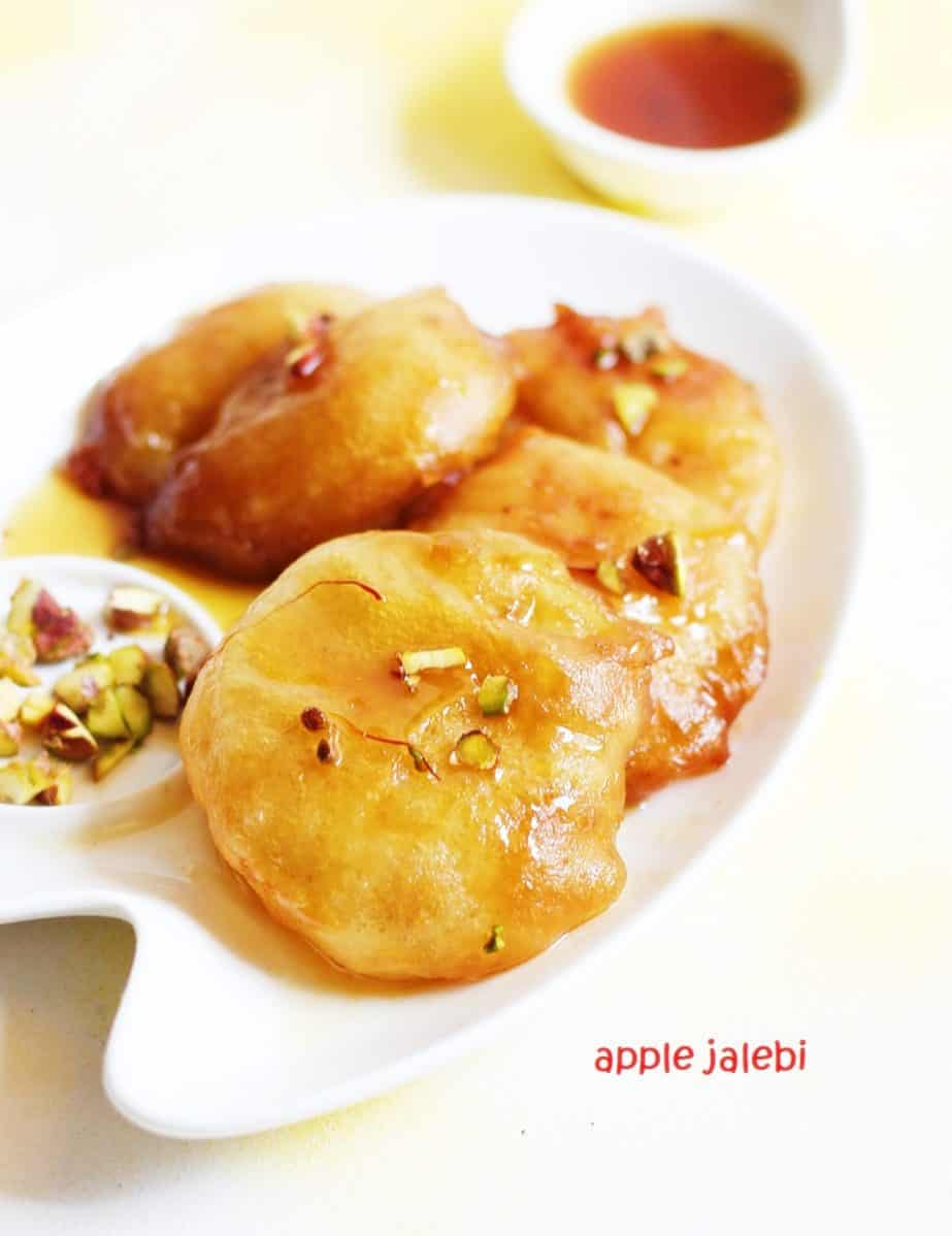 apple jalebi recipe