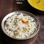 Jeera Rice Recipe Video | How To Make Jeera Rice