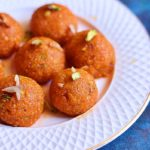 Motichoor ladoo recipe | How to make motichur laddu recipe