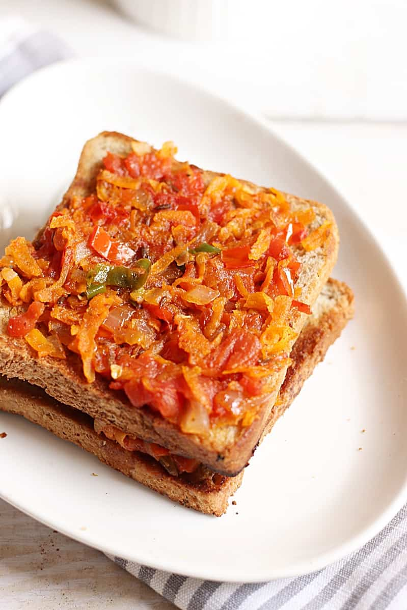 how to make toast for toddler