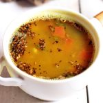 how to make cauliflower rasam