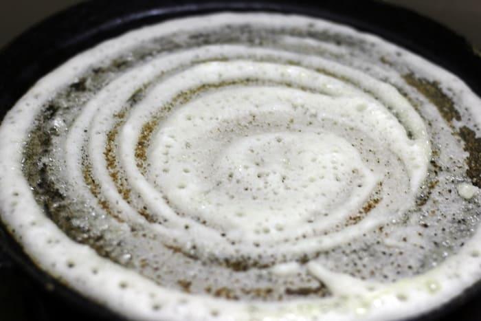 ghee roast dosa recipe step2