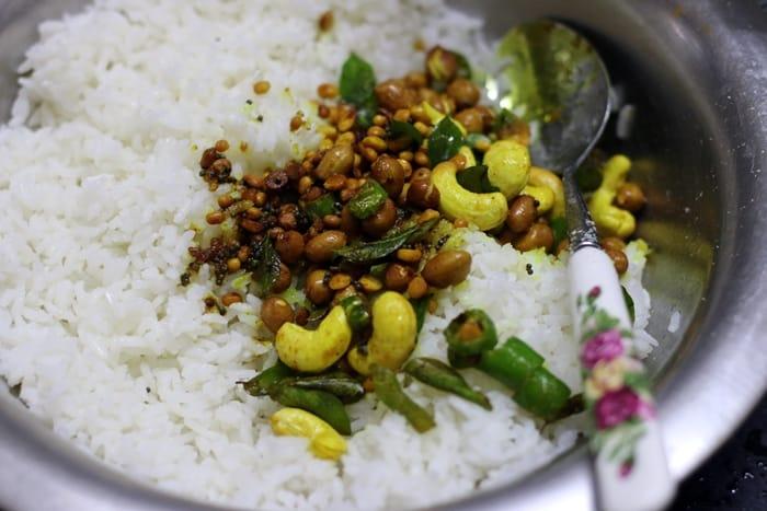 lemon rice step 6