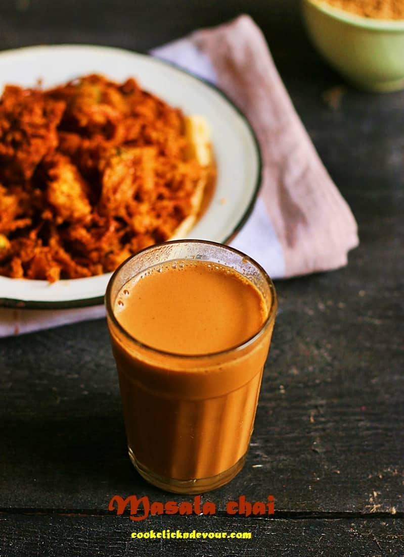masala chai recipe a