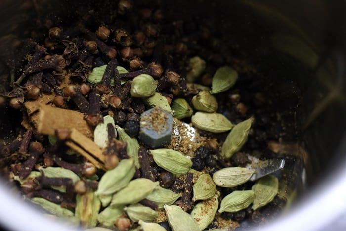 masala tea powder recipe step 2