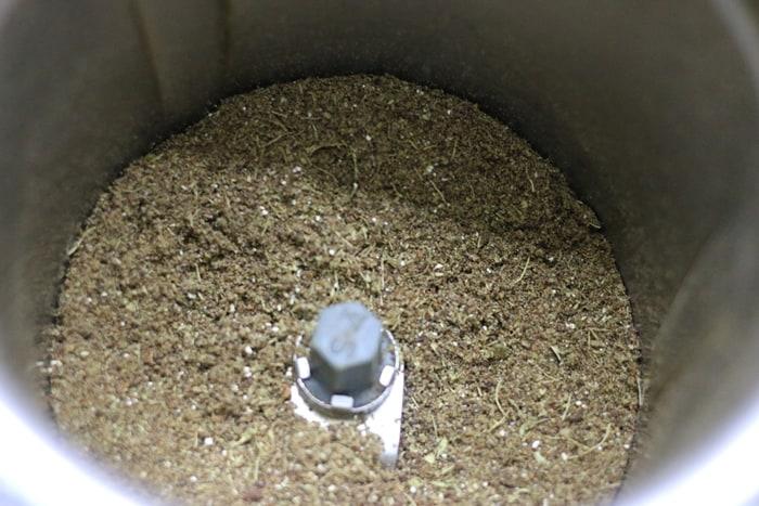 masala tea powder recipe step 3