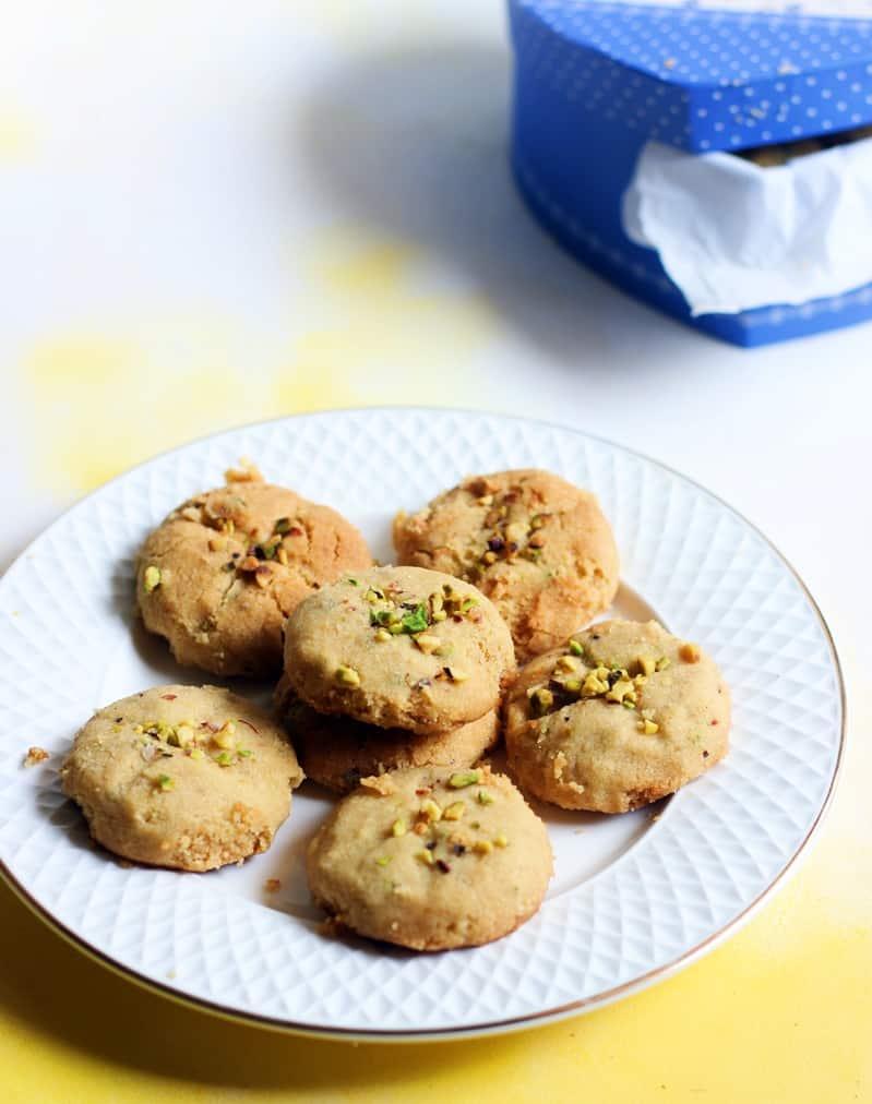 nankhatai recipe step 4
