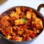 Paneer kolhapuri recipe | How to make paneer kolhapuri recipe