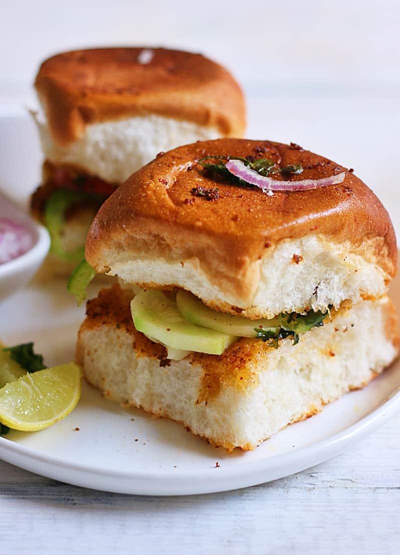pav sandwich recipe b