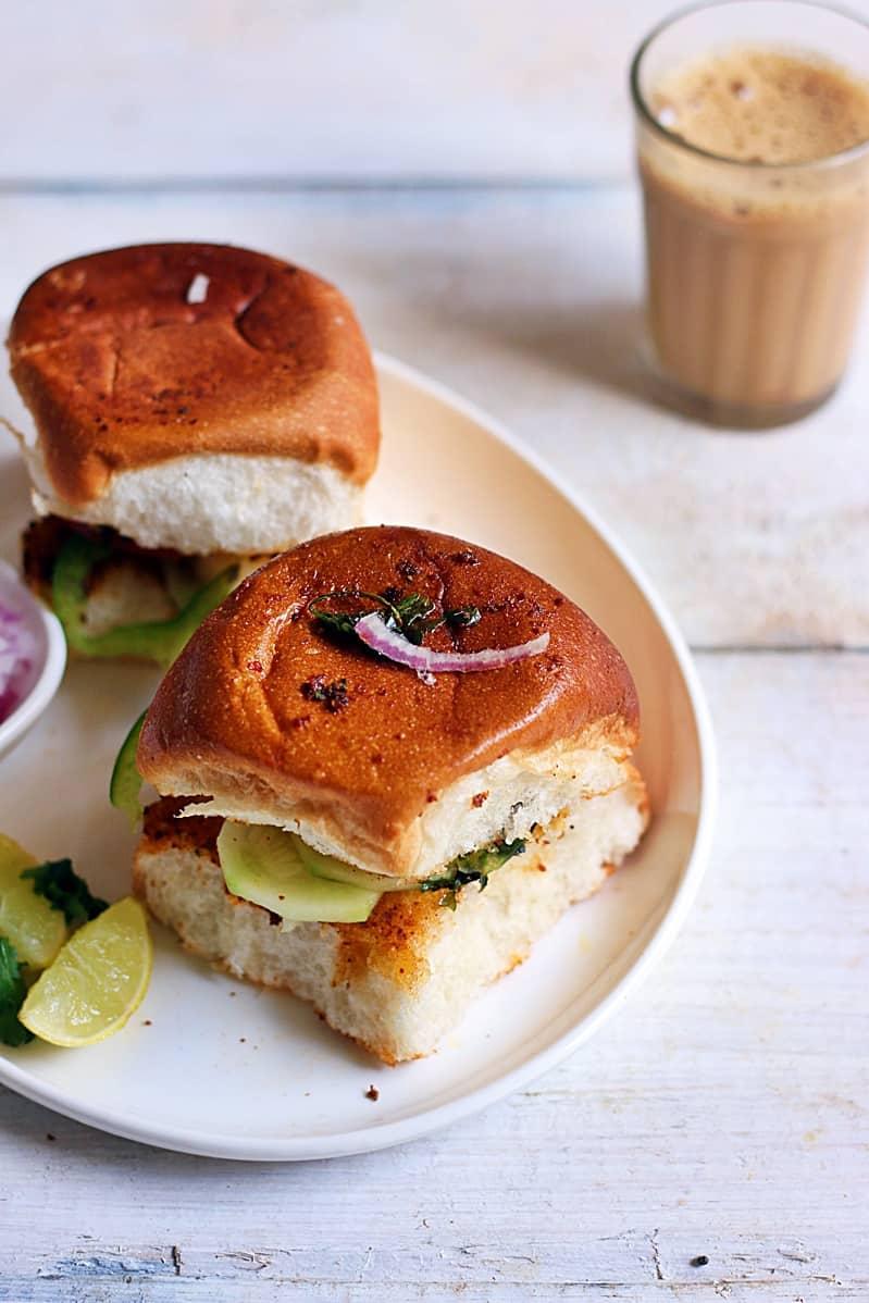 pav sandwich recipe c