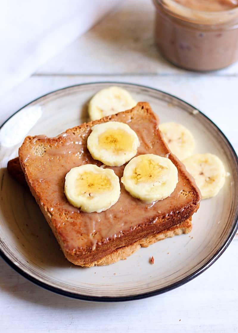 peanut butter toast recipe a