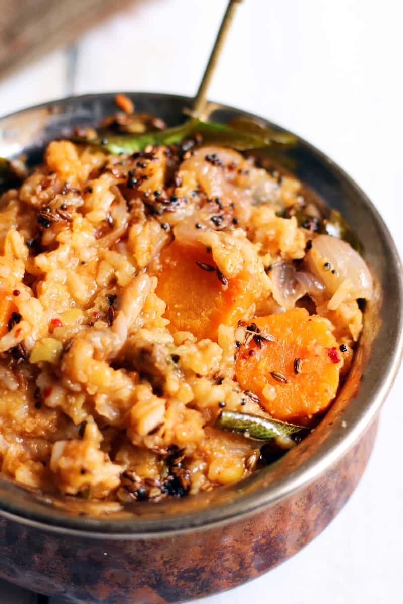 sambar sadham recipe b