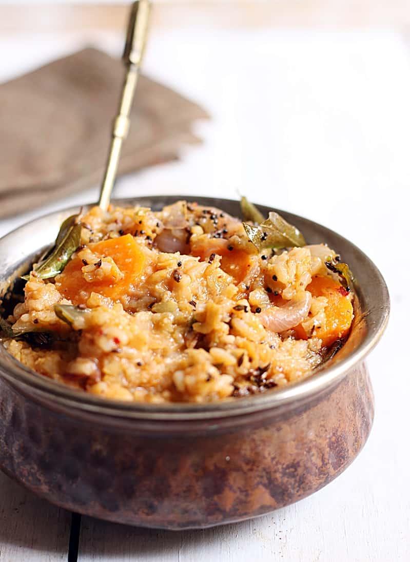 sambar sadham recipe c