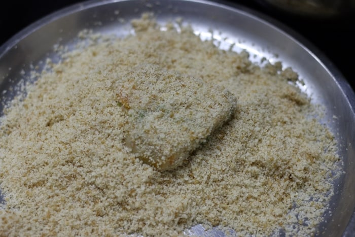 veg cutlet recipe step4