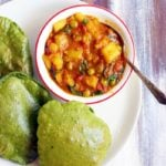 Aloo jhol recipe, how to make aloo jhol