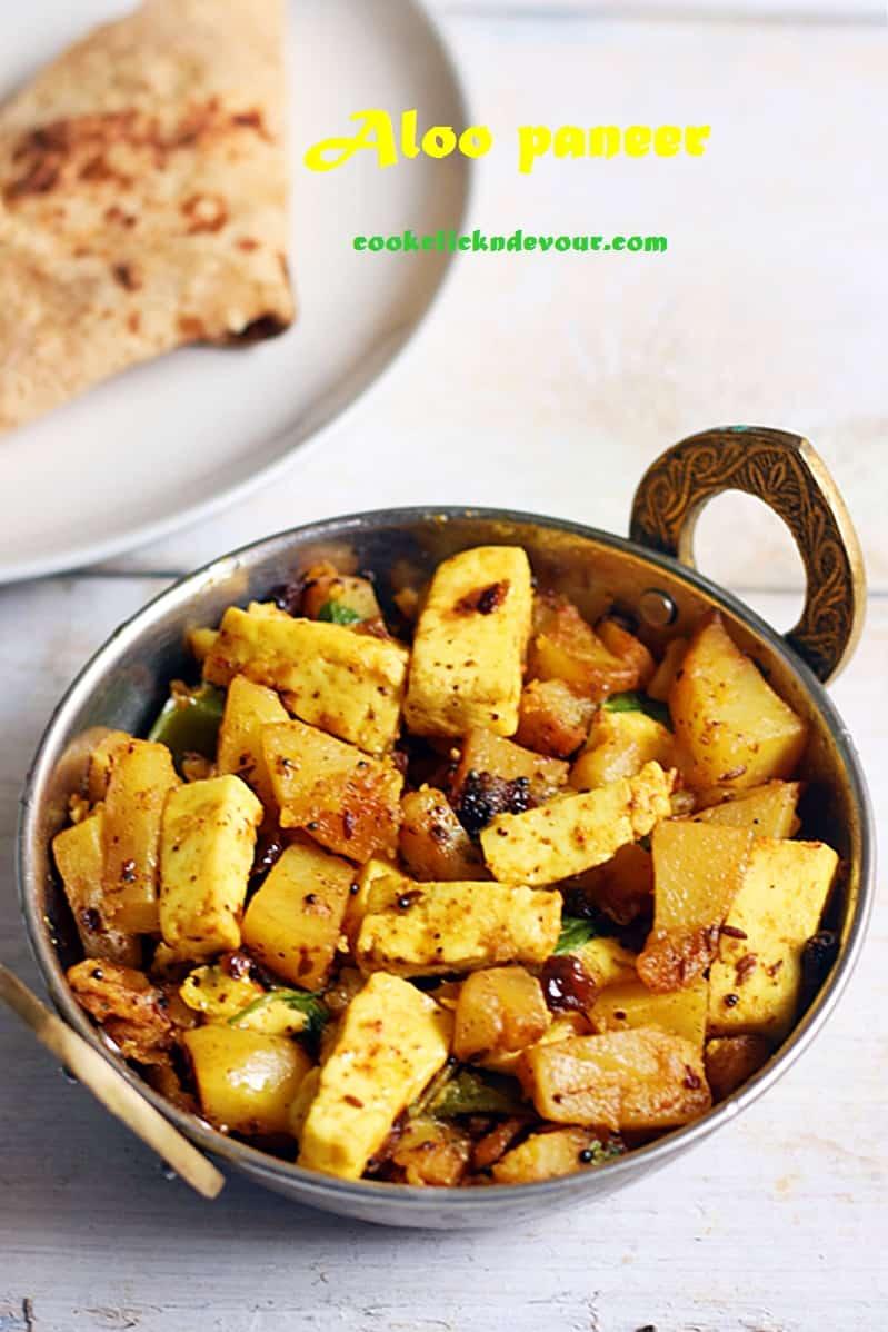 Indian food recipes indian recipes desi food desi recipes aloo paneer recipe forumfinder Choice Image