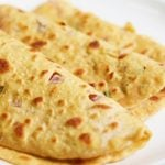 Missi roti recipe, how to make Punjabi missi roti recipe