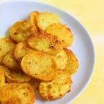 how to make potato fries