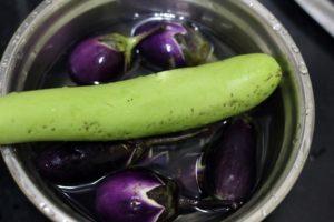 eggplants for brinjal rice