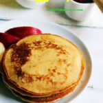 Eggless Pancake Recipe With Wheat Flour
