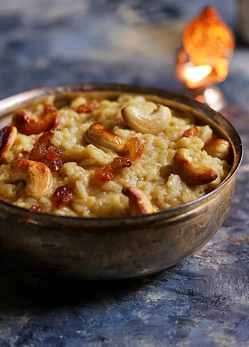 sakkarai pongal recipe a