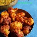 Indian gobi fry recipe