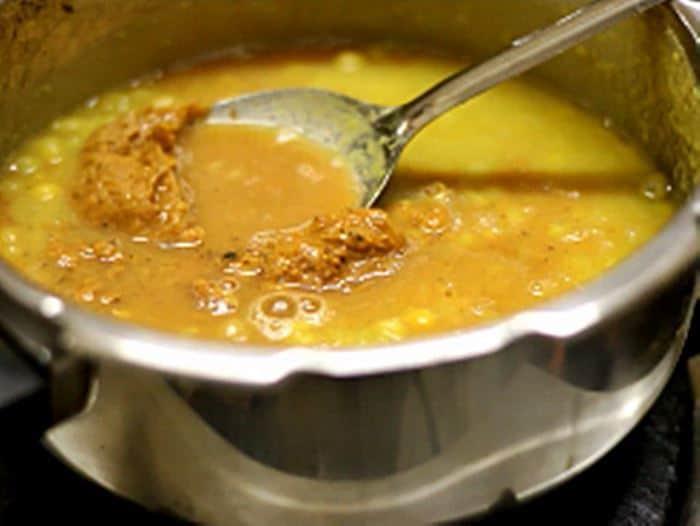 making masala for masala puri recipe