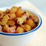 easy potato poriyal