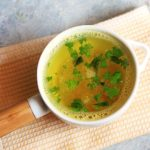 Lemon Rasam Recipe (without rasam powder)