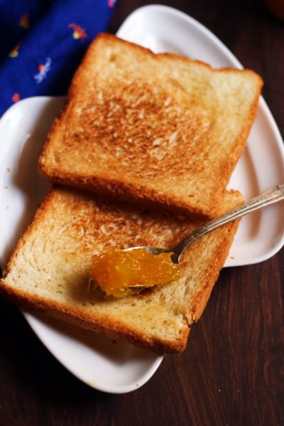 homemade mango jam recipe with 3 ingredients