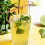 Mint Lemonade Recipe (Mint Lemon Juice)