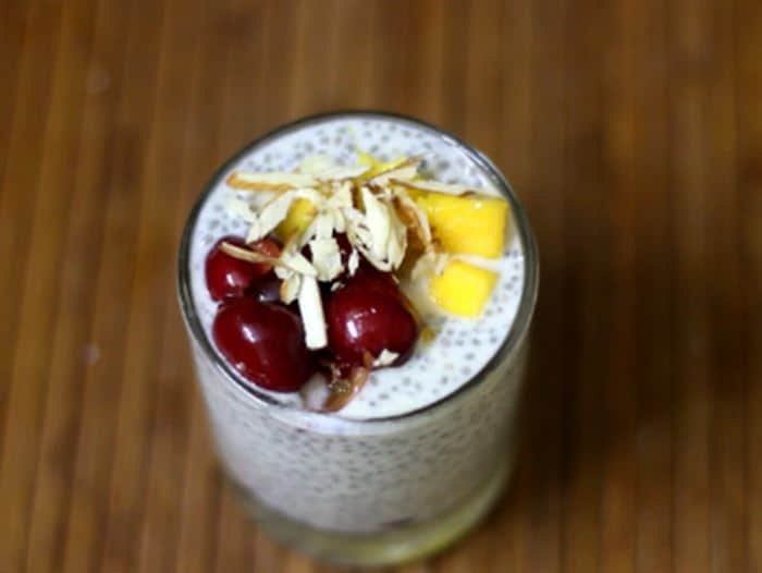 Vanilla Chia Pudding Recipe